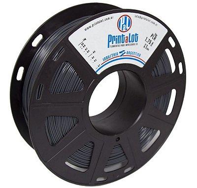 Filamento PLA Cinza 1,75mm  PrintaLot - 1kg