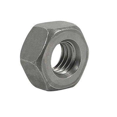 Porca Sextavada - DIN 934 - M4 - 0,70 - Aço Carbono ZB