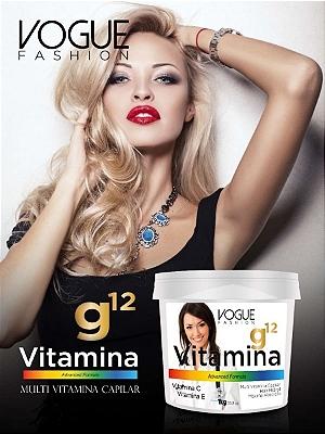 Máscara Vitamina G12 1kg