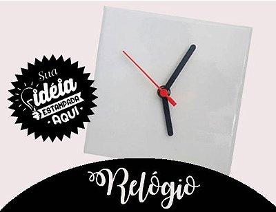 Relógio em Azulejo