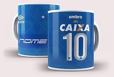 Caneca Cruzeiro com nome