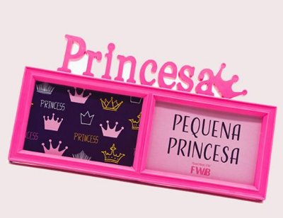 Moldura Princesa|Príncipe