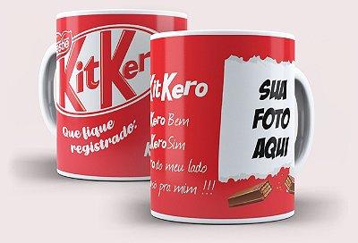 Caneca Páscoa Kitkero com foto