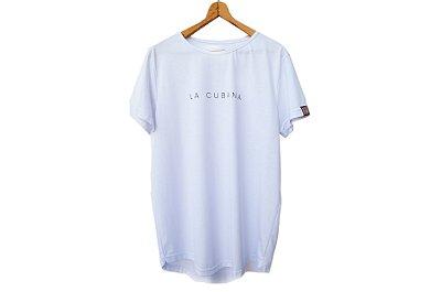 Camiseta Oversized Branca