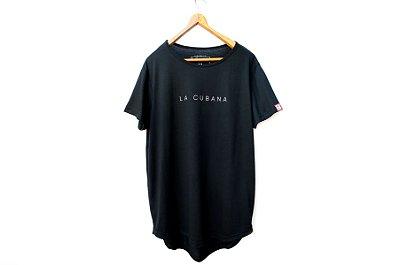 Camiseta Oversized Preta