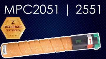 Ricoh MPC2051 | MPC2551