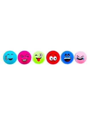 Lip Balm Emoji – Display com 24 unidades