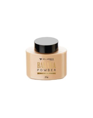 Banana Powder – Display com 12 unidades