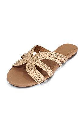Rasteira Eri Dali Shoes Tresse