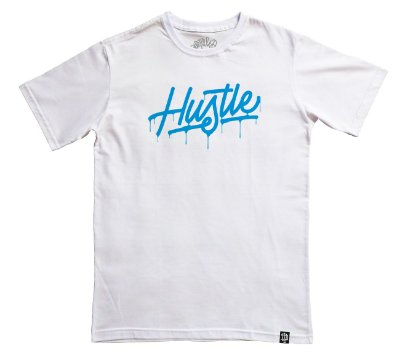 CAMISETA HUSTLE