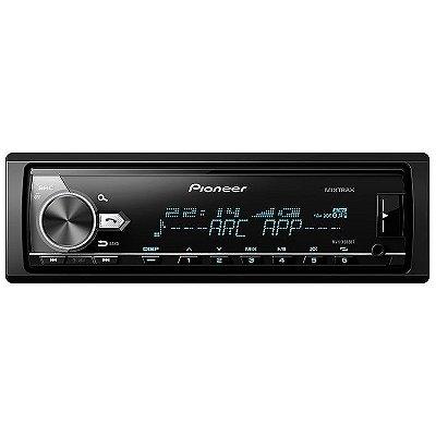 Media Receiver Pioneer MVH-X588BT c/ Bluetooth e Mixtrax