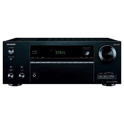 Receiver Onkyo TX-NR656 A/V Network 7.2 Canais Dolby ATMOS