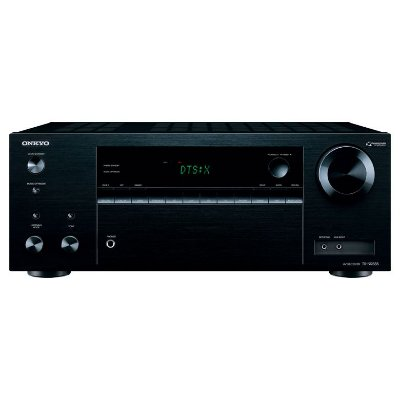 Receiver Onkyo TX-NR555 A/V Network 7.2 Canais Dolby ATMOS