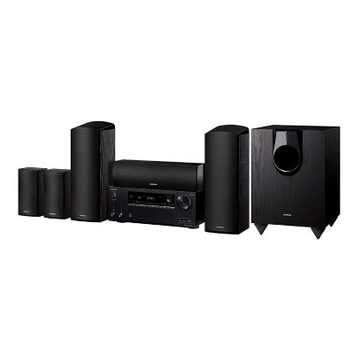 Home Theater Onkyo HT-S7800 - 5.1.2 Canais / Dolby ATMOS / Bluetooth e UltraHD 4K