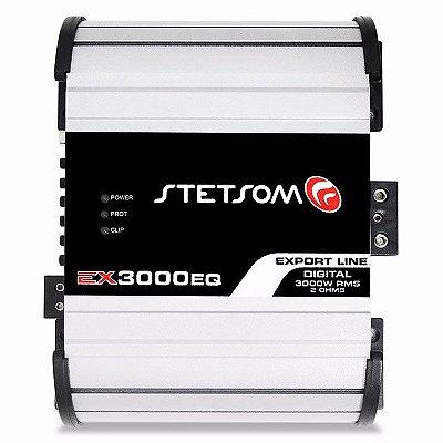Amplificador Stetsom EX3000EQ (1x 3000W RMS)