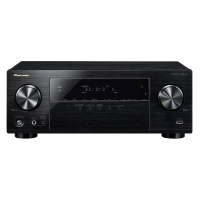 Receiver Pioneer VSX531 - 5.1 Canais / 4K Ultra HD / Bluetooth