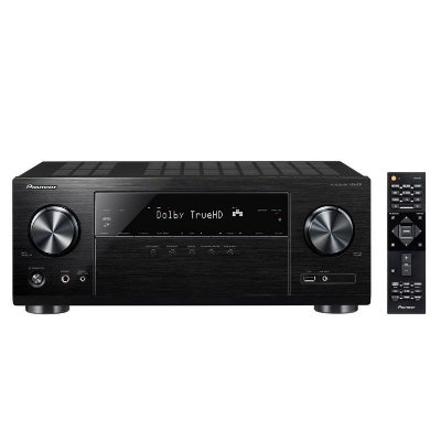 Receiver Pioneer VSX831 - 5.1 Canais / 4K Ultra HD / Bluetooth / Wi-Fi