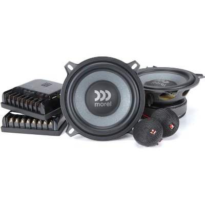 Kit 2 Vias Morel Tempo Ultra 2 Way 5 (5 pols. / 200W RMS)