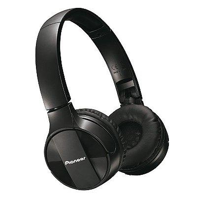 Fone de Ouvido Pioneer SE-MJ553BT com Bluetooth - Preto