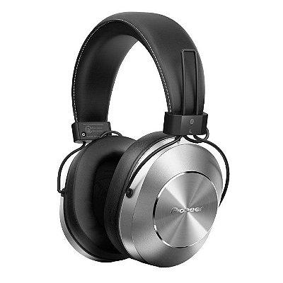Fone de Ouvido Pioneer SE-MS7BT com Bluetooth e NFC - Prata