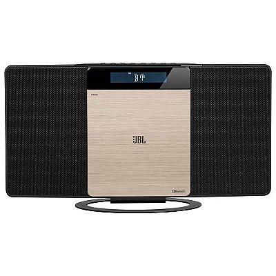 Micro System JBL MS202 com Bluetooth, USB e Rádio FM