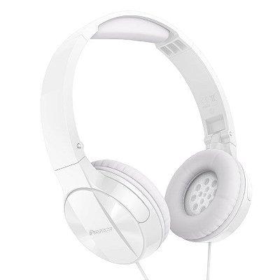 Fone de Ouvido Pioneer SE-MJ503 - Power Bass - Branco