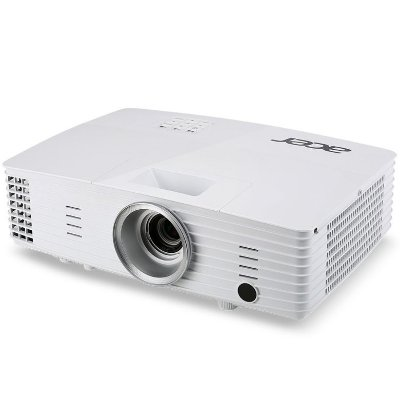 Projetor Multimídia Acer 3200 P1185 ANSI Lumens SVGA HDMI 3D Ready Color Safe II - Branco