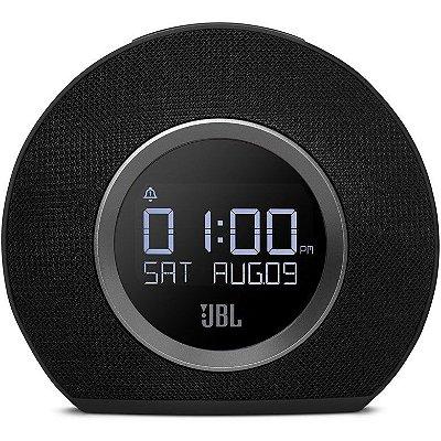 Caixa de som JBL Horizon c/ Rádio Relógio e Bluetooth