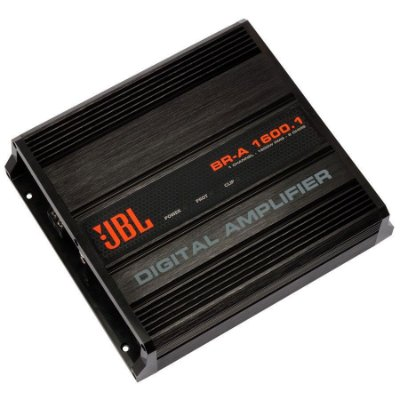 Amplificador JBL BR-A 1600.1  (1x 1600W RMS) - 2 Ohms