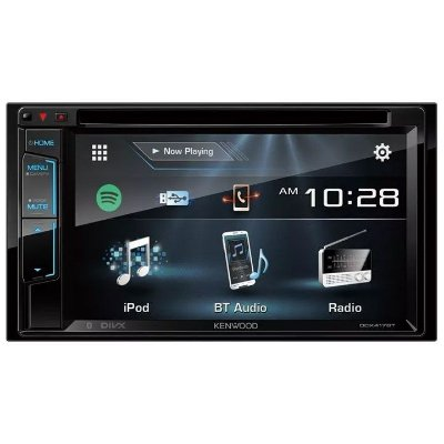 DVD Player Kenwood DDX-417BT 6.2 Pols. - 2 DIN / Bluetooth / USB / AUX