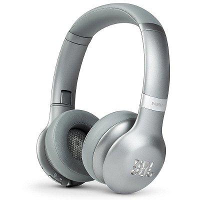 Fone de Ouvido JBL Everest V310BT - Cancelamento de Ruído Bluetooth - Silver