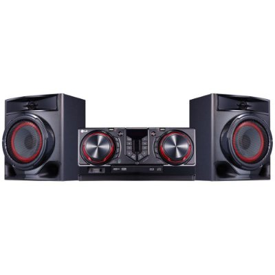 Mini System LG CJ44 - Multi Bluetooth Sound Sync Wireless - 440W