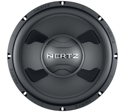 Subwoofer Hertz DS 25.3 (10 pols. / 150W RMS)