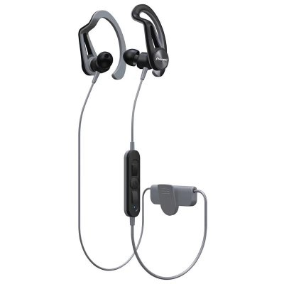 Fone de Ouvido Pioneer SE-E7BT - Bluetooth Sports - Cinza