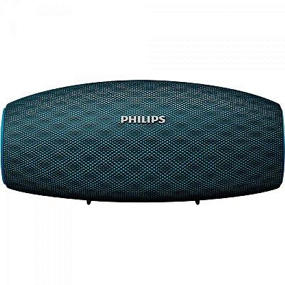 Caixa de Som Portátil Philips BT6900A/00 Bluetooth - Azul