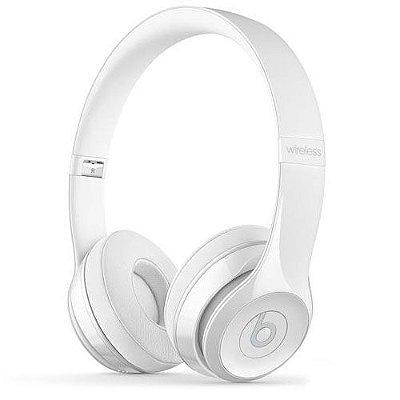 Fone de Ouvido Beats Solo 3 Apple - Branco Brilhante