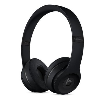 Fone de Ouvido Beats Solo 3 Apple - Preto Fosco