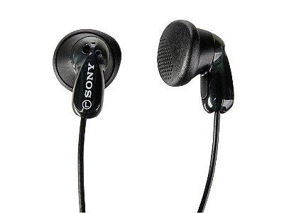Fone de Ouvido Sony MDR-E9LP Auricular - Preto