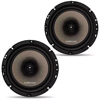 Alto-Falante Audiophonic CS650v2 (6 pols. / 110W RMS)
