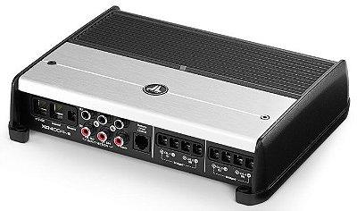 Amplificador JL Audio XD400/4v2 (4x 100W / 2x 200W RMS)