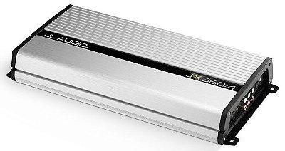 Amplificador JL Áudio JX360/4 (4x 90W / 2x 180W RMS)