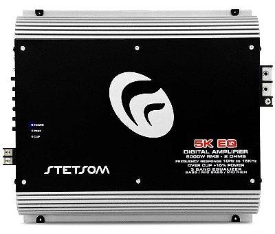Amplificador Stetsom 5K EQ (1x 5.700W RMS) 2 Ohms