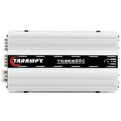 Amplificador Taramps TS-1200x4 (4x 360W / 2x 600W RMS) / 1 Ohm