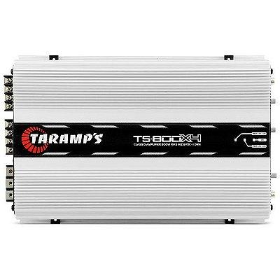 Amplificador Taramps TS-800x4 (4X 240W / 2X 400W RMS) / 1 Ohm