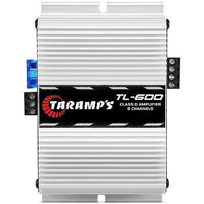 Amplificador Taramps TL-600 (2x 85W RMS)