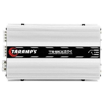 Amplificador Taramps TS-1200.4 (4x 360W / 2x 600W RMS) / 2 Ohms