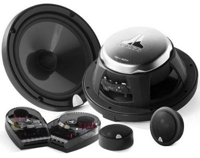 Kit 2 Vias JL Audio C3-650 (6 pols. / 150W RMS)
