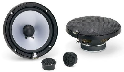 Kit 2 Vias JL Audio TR650-CSi (6 pols. / 100W RMS)