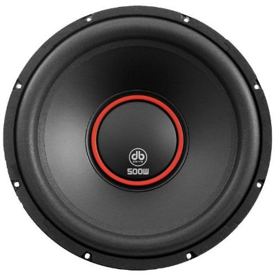 Subwoofer DB Drive K0-12S4 (12 pols. / 250W RMS)