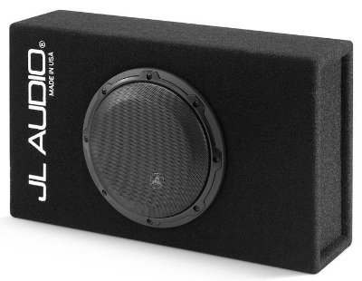 Caixa c/ Subwoofer JL Audio CP108LG (8 pols. / 250W RMS)